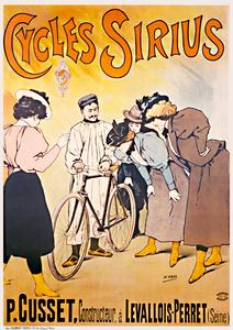 Cycles Sirius Poster