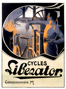 Cycles Liberator Poster