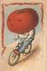 Tomato Vegetable Rider Poster