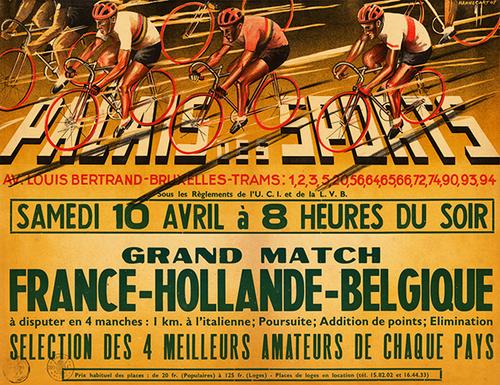 Palais Sports I Poster