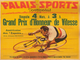 Palais Sports II Poster