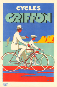 Cycles Griffon Poster by Favre