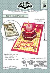Cake Pop-up