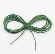 Thin Jute Twine - Dark Green