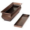 H Potter Window Box Flower Garden Planter