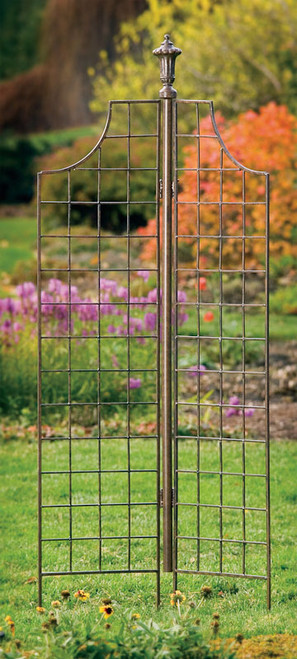 H Potter Two-Panel Screen Trellis