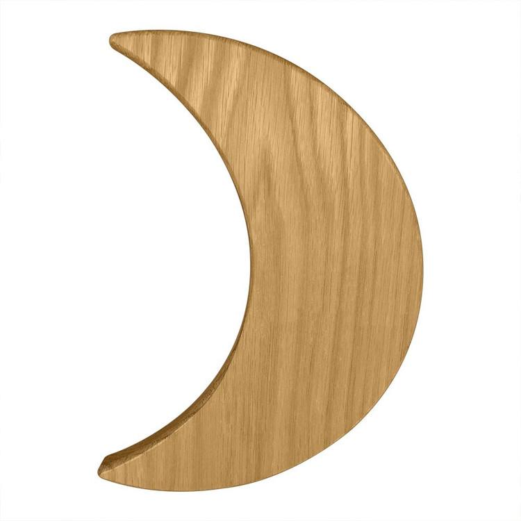 Gamma Phi Beta Crescent Moon Board or Plaque