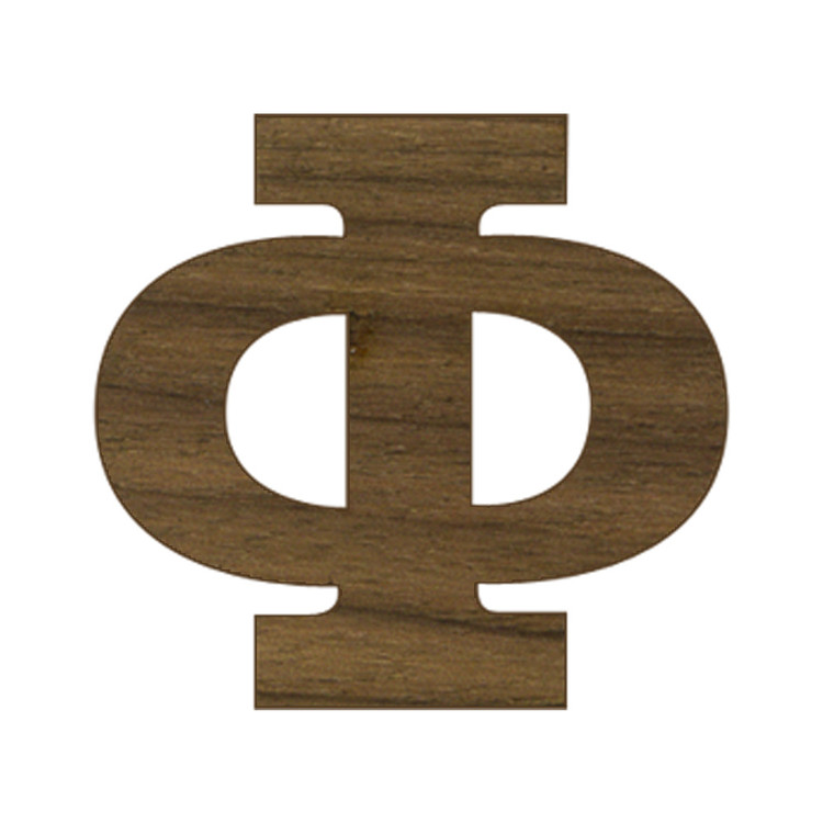 1 Inch Regular Wood Letters or Numbers
