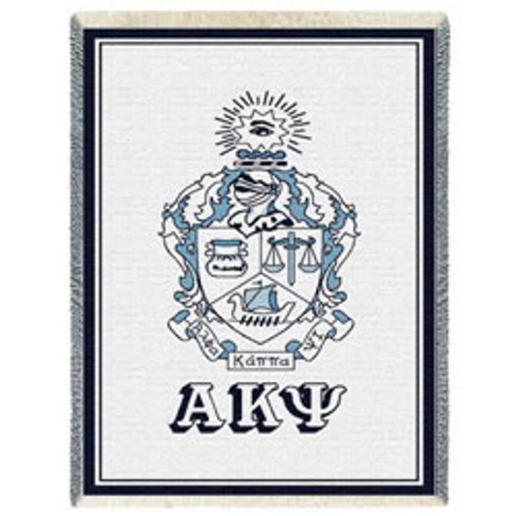 Alpha Kappa Psi Afghan