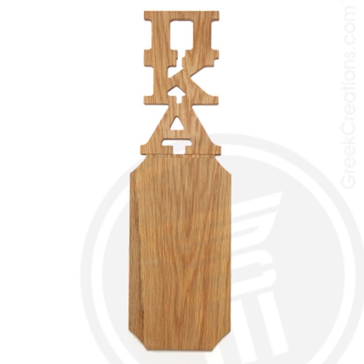 Pi Kappa Alpha 21 Inch Blank Greek Letter Paddle
