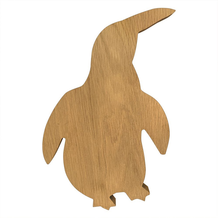 Phi Sigma Sigma Penguin Board or Plaque