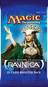 Picture of Mtg Return To Ravnica Booster Pack