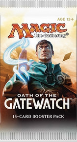 Magic the Gathering Oath of the Gatewatch Booster Pack