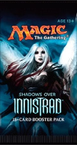 Magic the Gathering Shadows over Innistrad Booster Pack