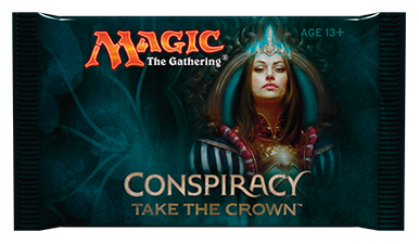 Magic the Gathering Conspiracy 2 Take the Crown Booster Pack