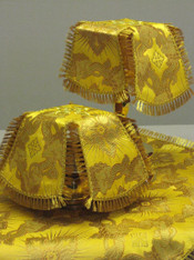 Aer and Chalice Veil Set - Gold #8