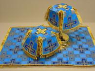 Aer and Chalice Veil Set - Blue #13