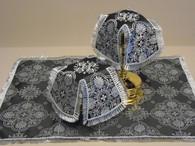 Aer and Chalice Veil Set - Black #6