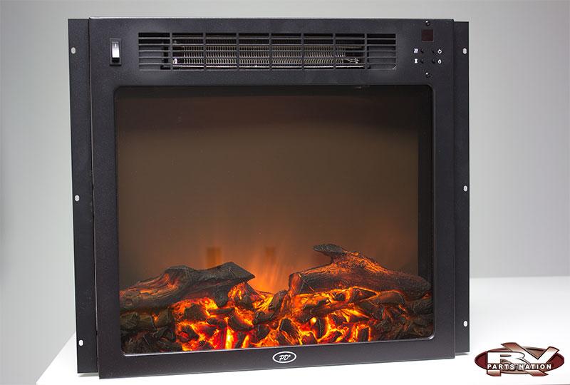 RV Fireplace