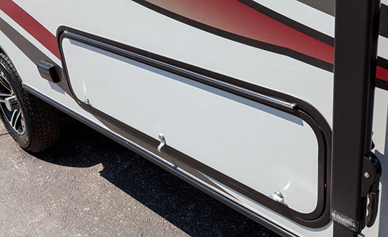Rv Baggage Doors