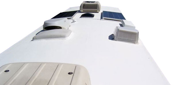 RV Rubber Roof