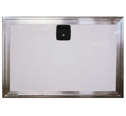 Rv Baggage Door Square Corner