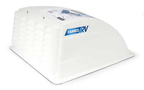 Camco Roof Vent Cover White Rv Parts Nation