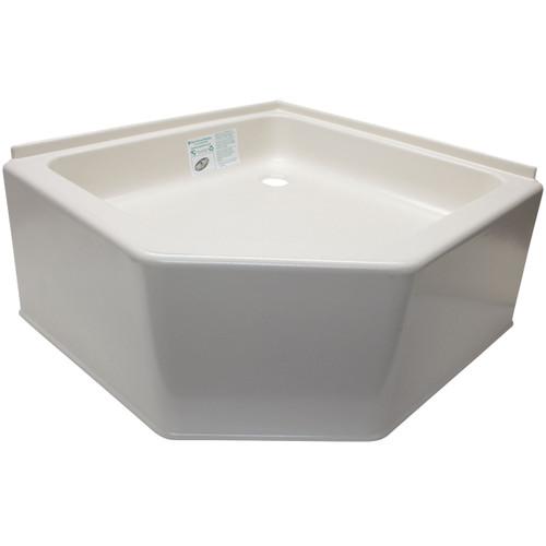 Exceptionnel 24 X 24 RV Corner Shower Pan