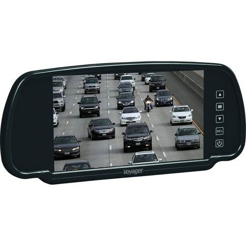 Voyager Rear view Mirror Observation System