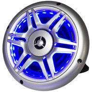 "6.5"" Lighted LED Marine RV Speakers (Single Speaker)"