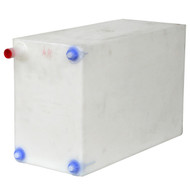 "16 Gallon RV Fresh Water Tank 24"" x 15"" x 10"""