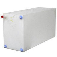 "21 Gallon RV Fresh Water Tank 39"" x 16"" x 8"""