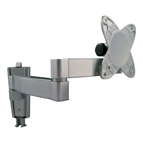 Jensen TV Wall Bracket with Double Swing Arm Extension