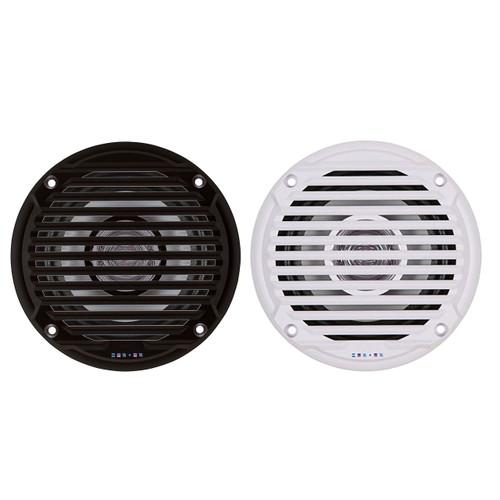 """Jensen 5.25"""" Dual Cone Waterproof Speakers, Pair"""