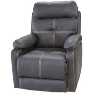 "30"" Beckham Walnut RV Recliner"