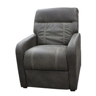 "27"" Marble Push-Back Recliner"