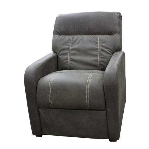"""27"""" Marble Push-Back Recliner"""