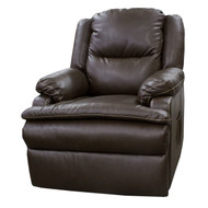 "37"" Java Wolf RV Glider Rocker Recliner"