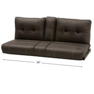"""RV Flip Sofa 58"""" - Grey"""