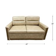 """68"""" RV Flip Sleeper Sofa"""