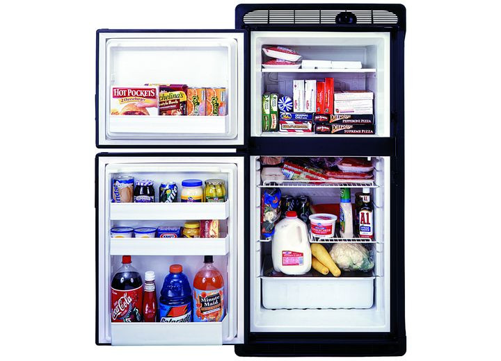 2 Way Rv Refrigerator Flush Mount Built In Self Venting 2