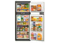 2-WAY RV REFRIGERATOR, RIGHT HAND DOUBLE DOOR 10 CUBIC FT