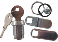 7/8IN KEYED COMPARTMENT LOCK, DELUXE