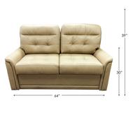 """64"""" RV Tri-Fold Sofa"""