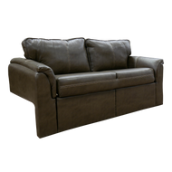 RV Faux Leather Flip Sofa