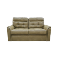 "72"" Trifold Sleeper Sofa Oat"