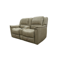 "Thomas Payne 67"" Dual Recliner w/ Cup Holder"
