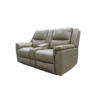 "Thomas Payne 67"" Dual Recliner with Cup Holder"