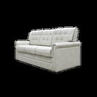 78 Inch creme RV Tri-fold sofa sleeper
