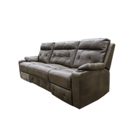 92 Inch  clay Triple Recliner for RV